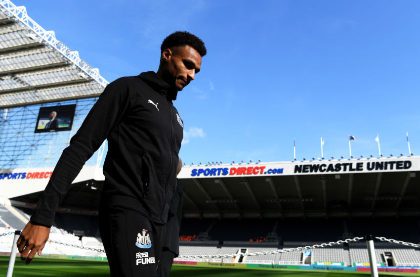 Jacob Murphy of Newcastle United. (Photo by Stu Forster/Getty Images)