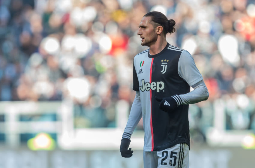 Adrien Rabiot of Juventus (Photo by TF-Images/Getty Images)
