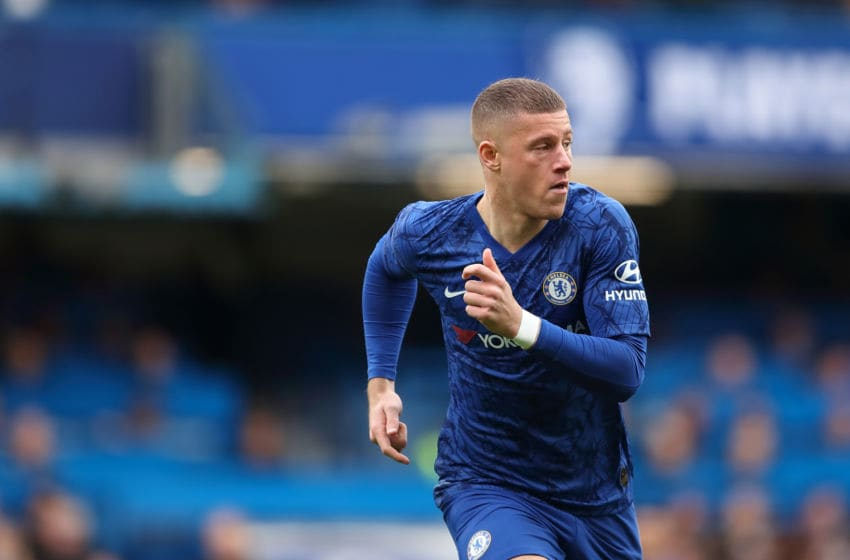 Ross Barkley of Chelsea (Photo by James Williamson - AMA/Getty Images)