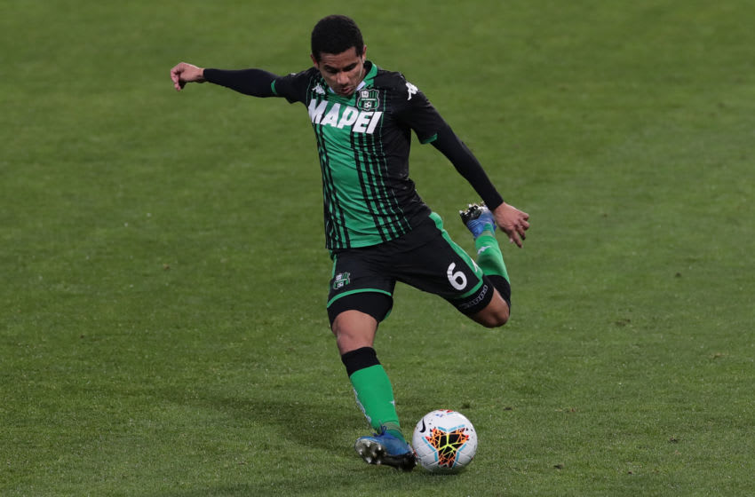 Rogerio of US Sassuolo. (Photo by Emilio Andreoli/Getty Images)