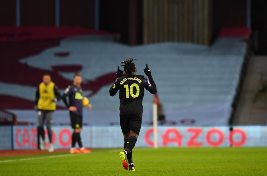 Allan Saint-Maximin of Newcastle United F.C. (Photo by Gareth Copley/Getty Images)