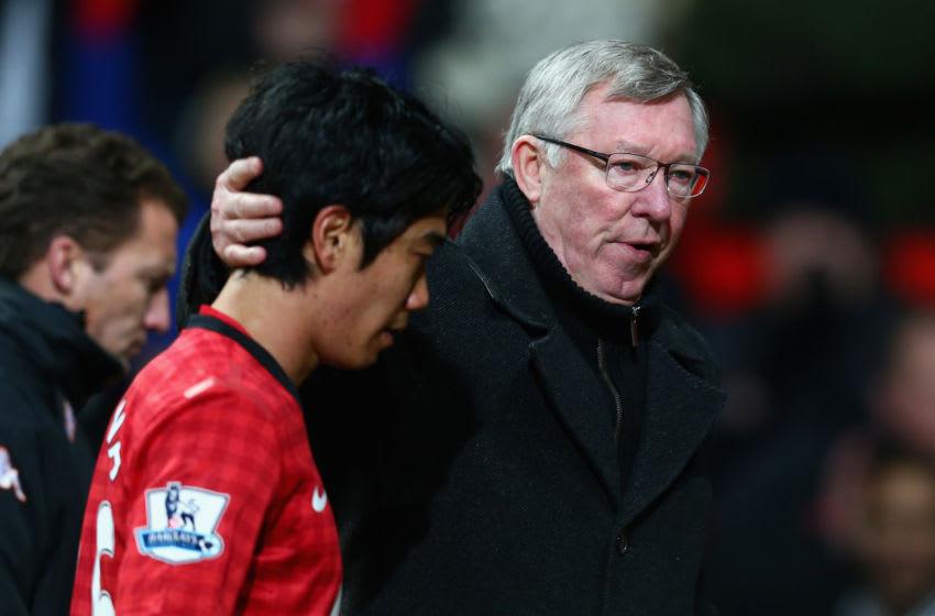 Shinji Kagawa - former Manchester United midfielder. (Photo by Clive Mason/Getty Images)