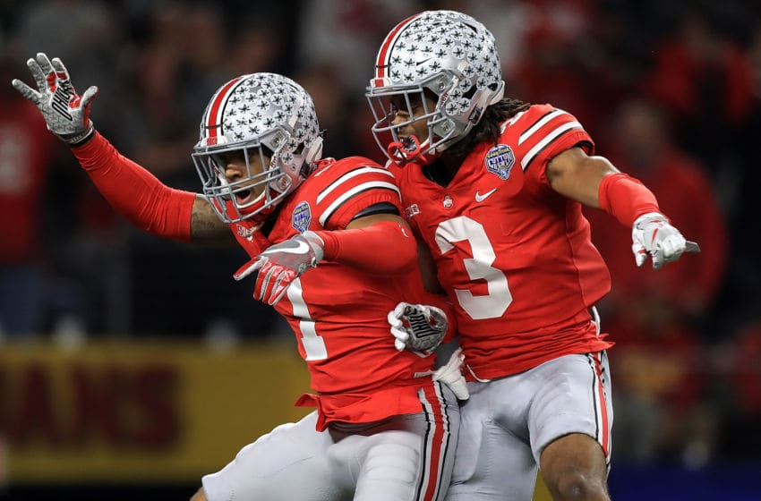 Ohio State has some more studs available in the 2020 NFL Draft class at defensive back. (Photo by Ronald Martinez/Getty Images)