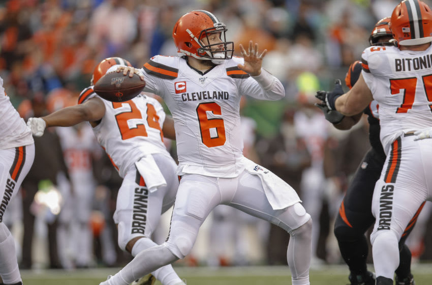 Baker Mayfield, Cleveland Browns (Photo by Michael Hickey/Getty Images)