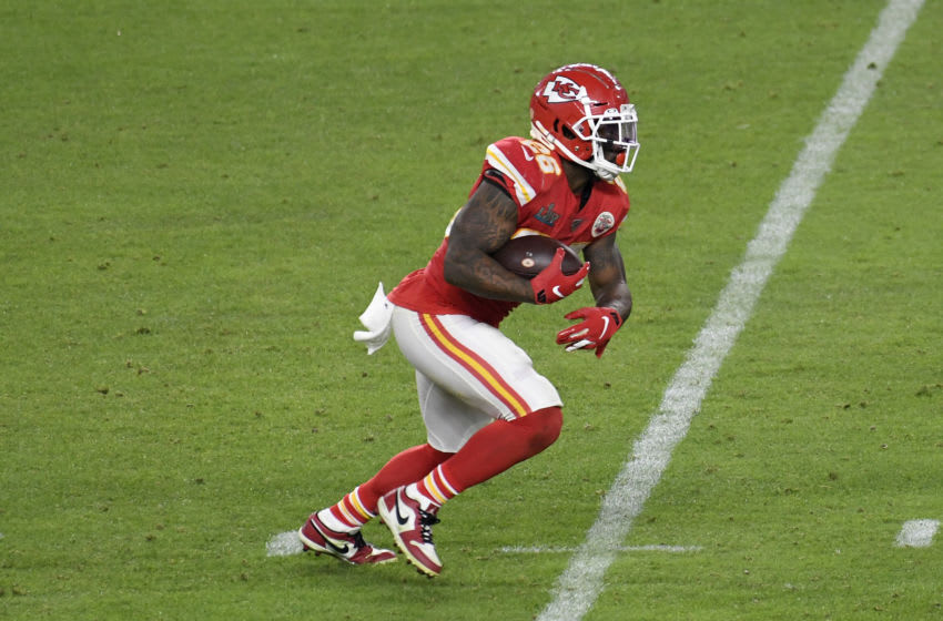 Damien Williams, Kansas City Chiefs (Photo by Focus on Sport/Getty Images)