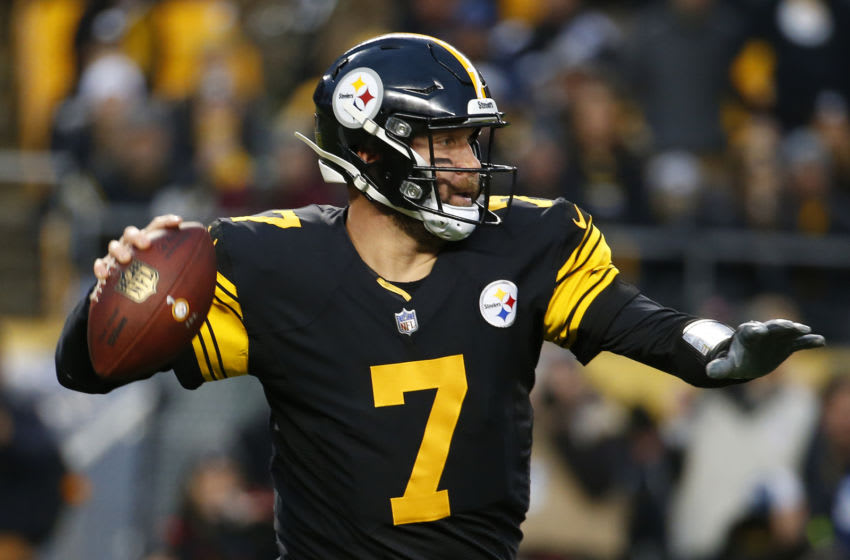 Pittsburgh Steelers, Ben Roethlisberger (Photo by Justin K. Aller/Getty Images)