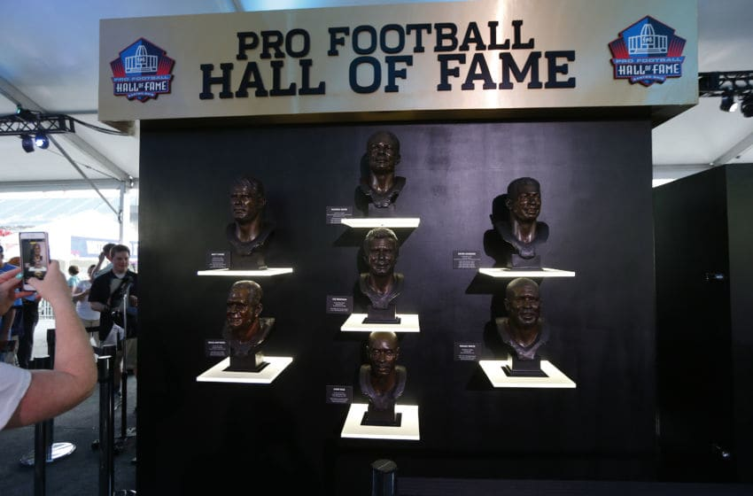 NFL, Hall of Fame Game (Photo by Frederick Breedon/Getty Images)