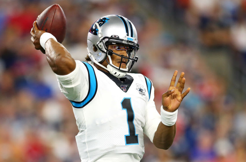 Cam Newton, New England Patriots (Photo by Maddie Meyer/Getty Images)
