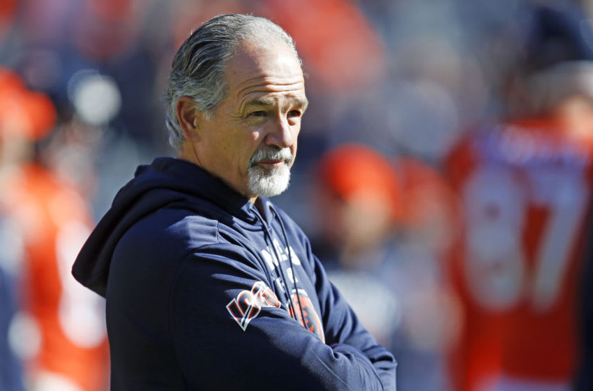 Chicago Bears, Chuck Pagano (Photo by Nuccio DiNuzzo/Getty Images)