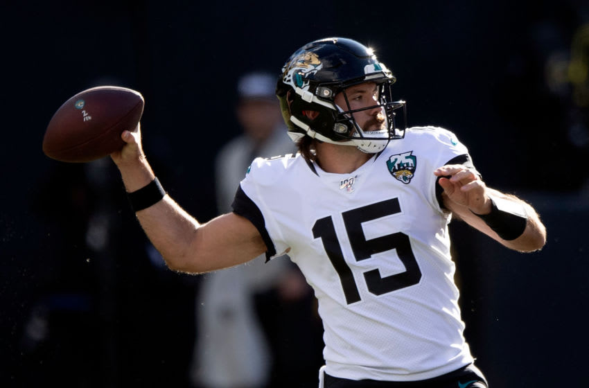 Jacksonville Jaguars, Gardner Minshew (Photo by Jason O. Watson/Getty Images)