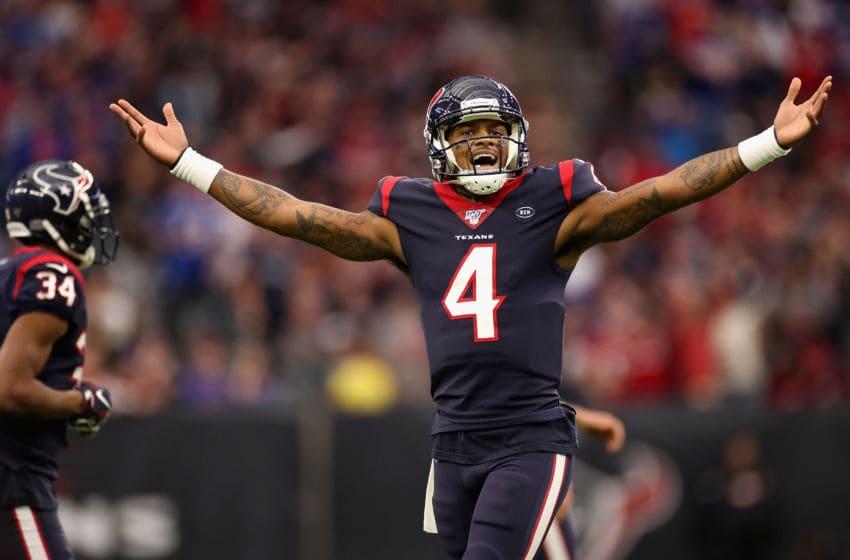 Houston Texans, Deshaun Watson (Photo by Christian Petersen/Getty Images)