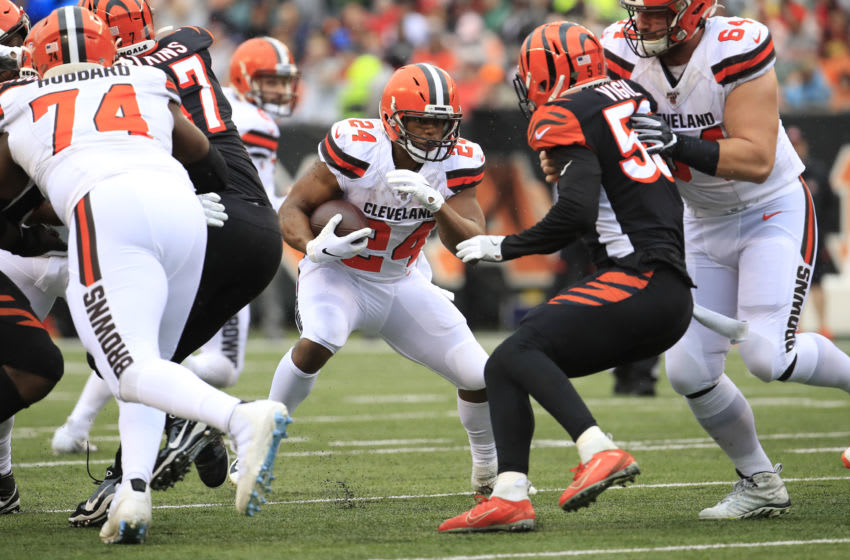 Cleveland Browns, Cincinnati Bengals (Photo by Andy Lyons/Getty Images)