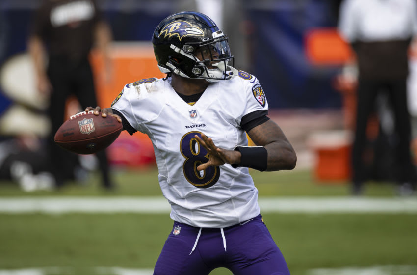 Baltimore Ravens (Photo by Scott Taetsch/Getty Images)