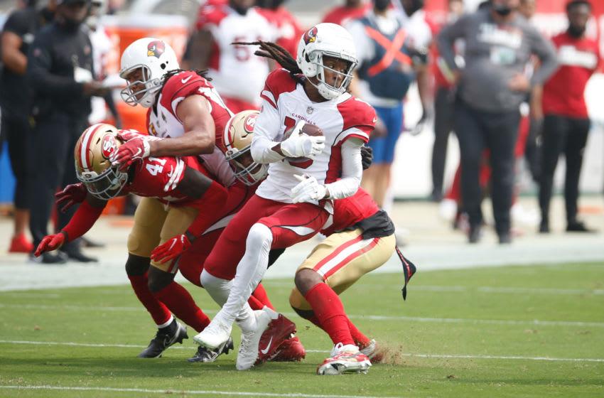 Arizona Cardinals, Washington Football Team (Photo by Michael Zagaris/San Francisco 49ers/Getty Images)