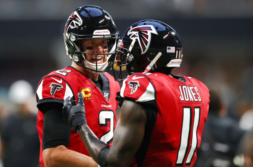 NFL, Atlanta Falcons (Photo by Todd Kirkland/Getty Images)