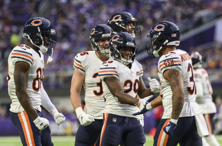 Chicago Bears (Photo by Stephen Maturen/Getty Images)