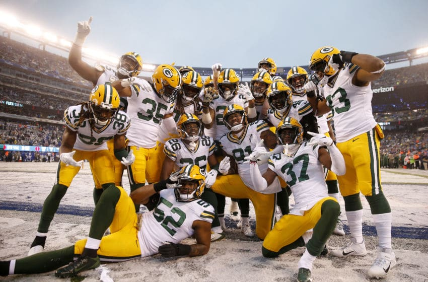 Green Bay Packers (Photo by Elsa/Getty Images)