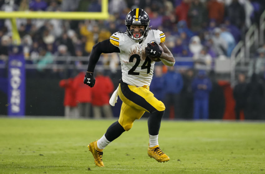 Pittsburgh Steelers, Benny Snell (Photo by Scott Taetsch/Getty Images)