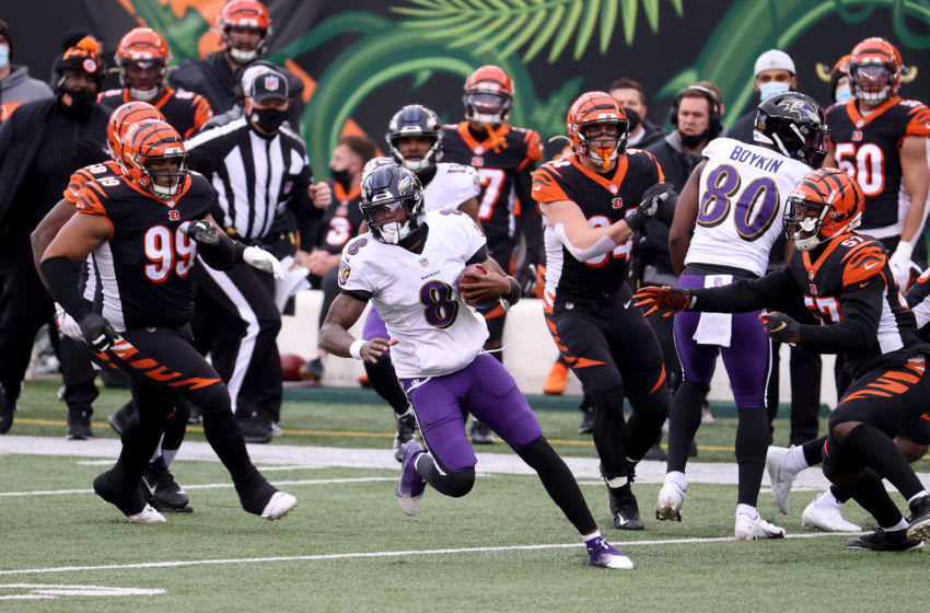 Baltimore Ravens (Photo by Andy Lyons/Getty Images)