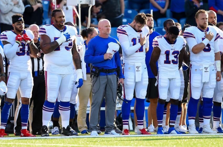 Buffalo Bills. Mandatory Credit: Rich Barnes-USA TODAY Sports