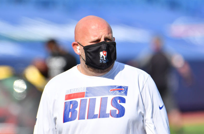 Los Angeles Chargers, Brian Daboll. Mandatory Credit: Mark Konezny-USA TODAY Sports
