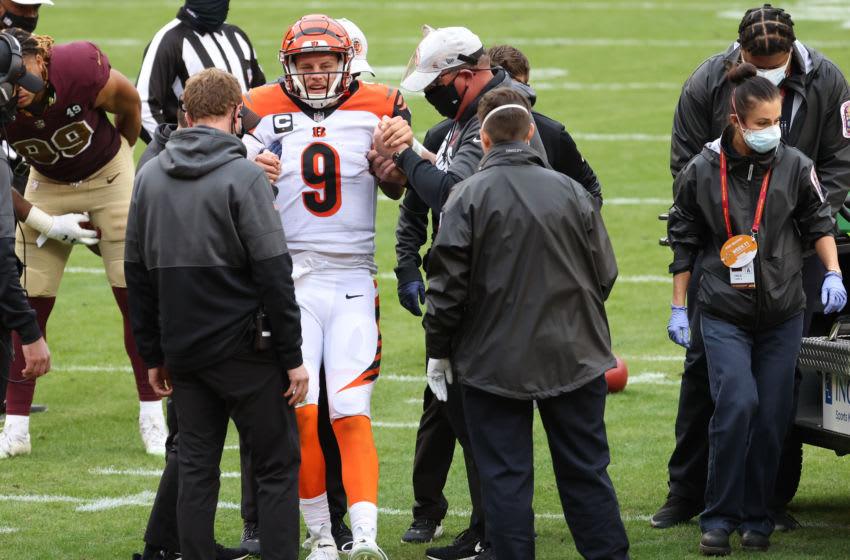 Joe Burrow, Cincinnati Bengals Mandatory Credit: Geoff Burke-USA TODAY Sports
