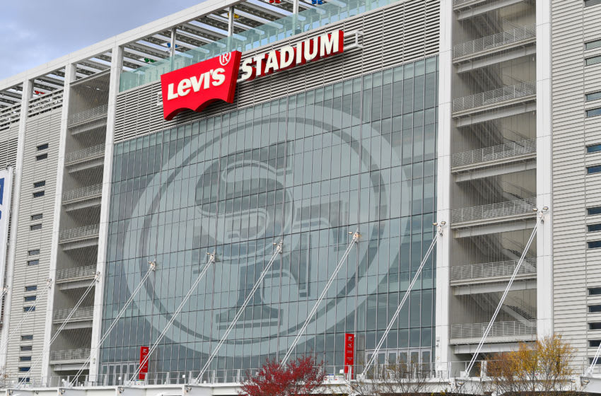 Levi's Stadium, home of the San Francisco 49ers (Alika Jenner/Getty Images)