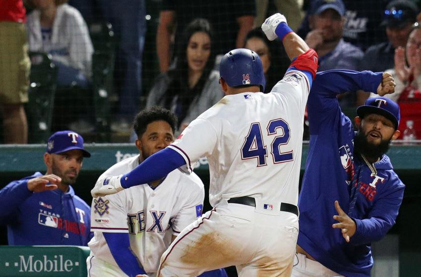 Texas Rangers Home