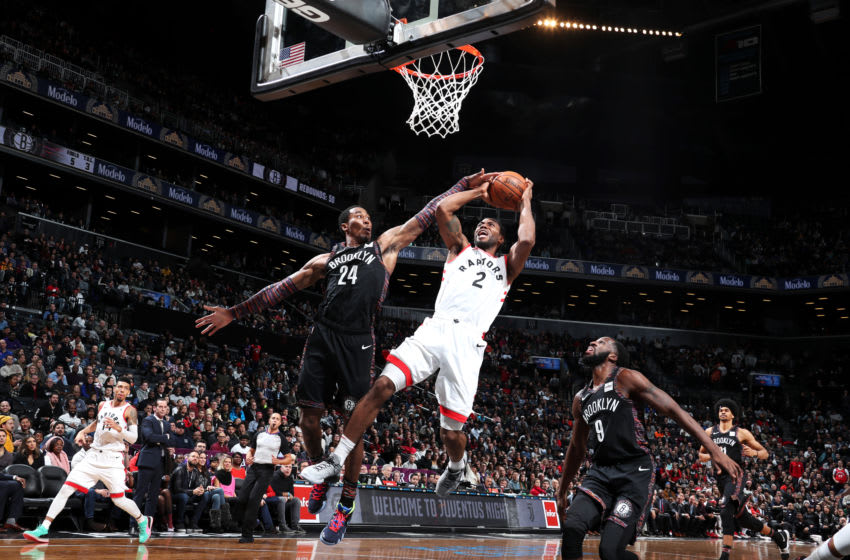 Brooklyn Nets Rondae Hollis-Jefferson. Mandatory Copyright Notice: Copyright 2018 NBAE (Photo by Nathaniel S. Butler/NBAE via Getty Images)