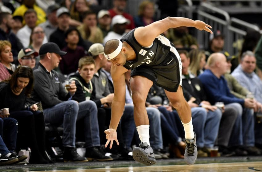Brooklyn Nets Jared Dudley (Photo by Quinn Harris/Getty Images)