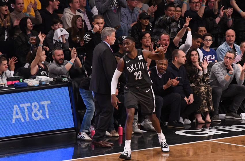 Caris LeVert Brooklyn Nets (Photo by Matteo Marchi/Getty Images)
