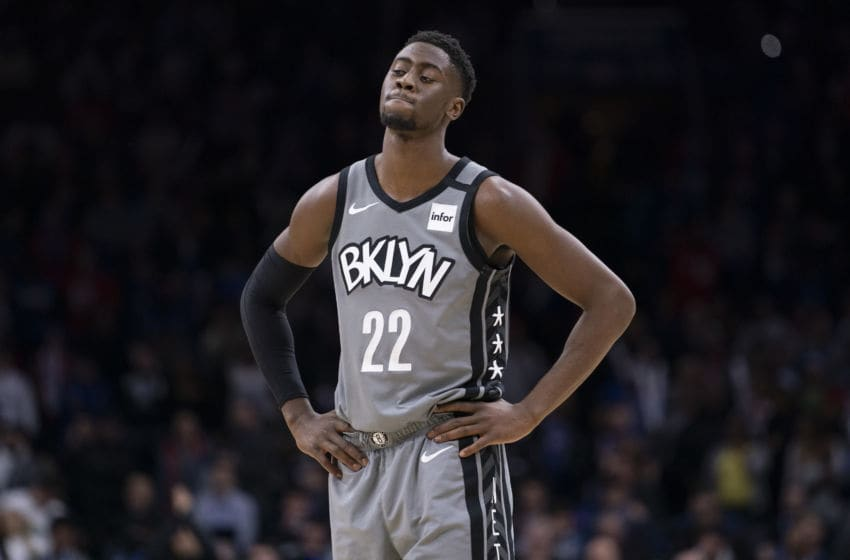 Caris LeVert Brooklyn Nets (Photo by Mitchell Leff/Getty Images)