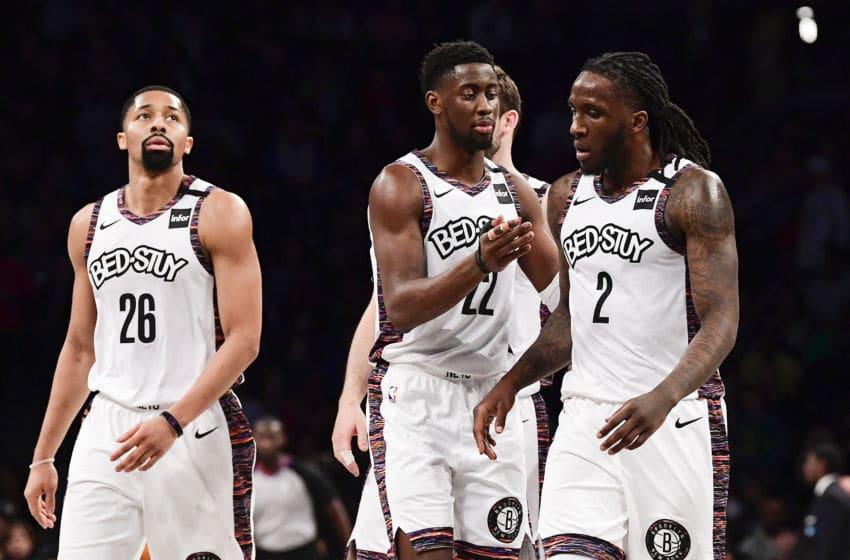 Taurean Prince Brooklyn Nets (Photo by Steven Ryan/Getty Images)