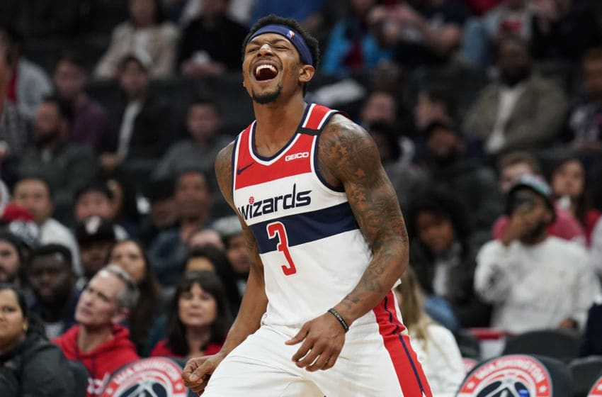 Bradley Beal, future Brooklyn Nets star? (Photo by Patrick McDermott/Getty Images)