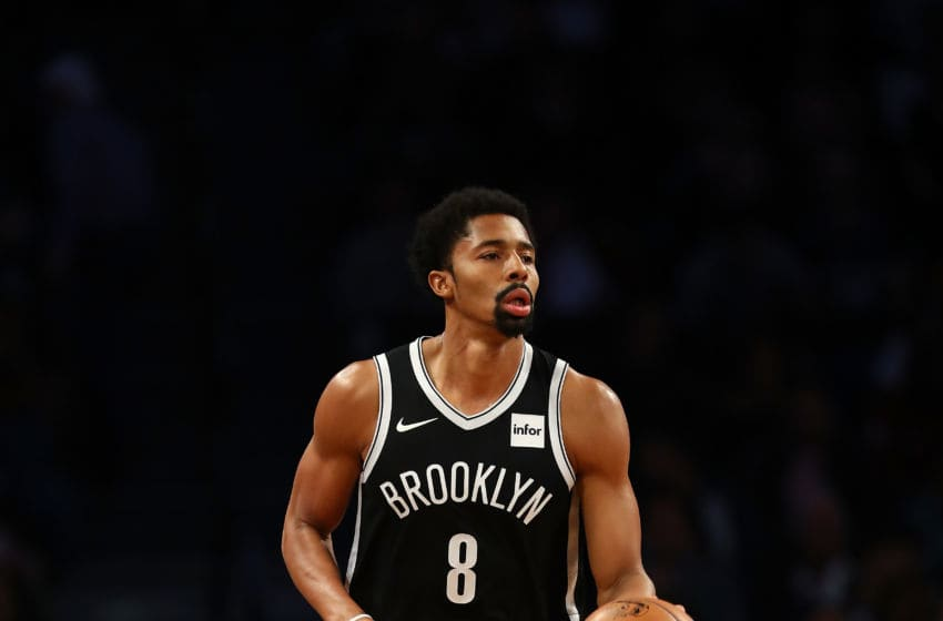 NEW YORK, NY - OCTOBER 25: Spencer Dinwiddie