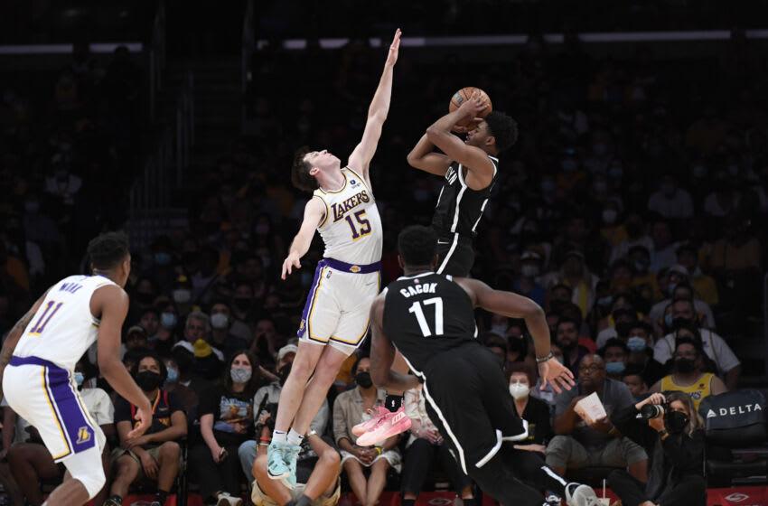 Brooklyn Nets, Cameron Thomas (Photo by Kevork Djansezian/Getty Images)
