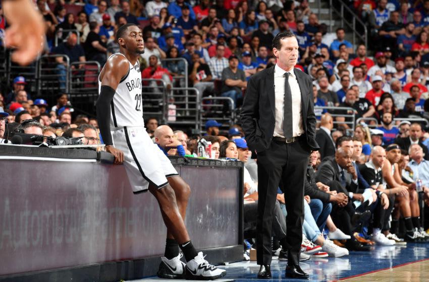 Caris LeVert Brooklyn Nets (Photo by Jesse D. Garrabrant/NBAE via Getty Images)
