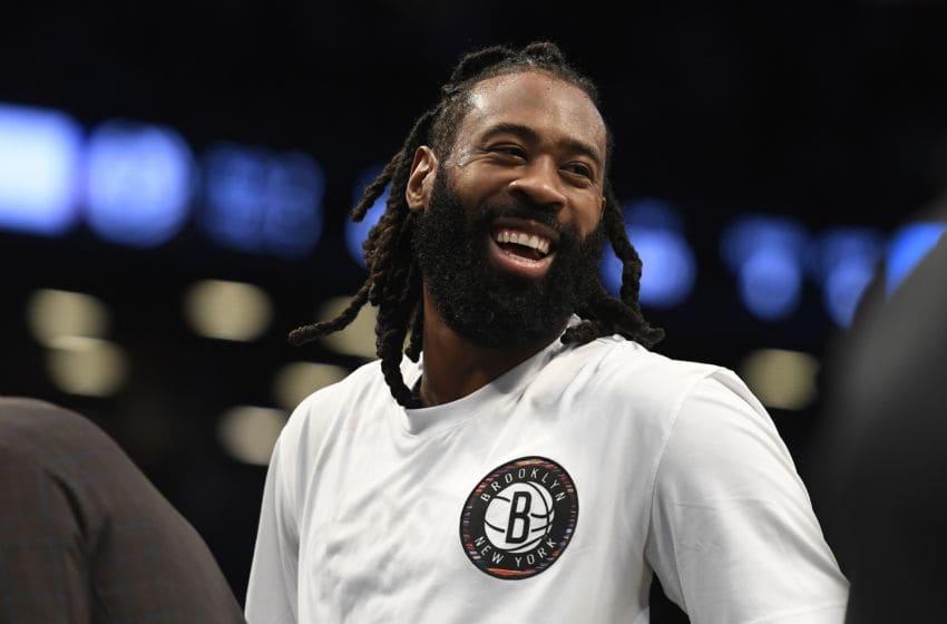 DeAndre Jordan Brooklyn Nets (Photo by Sarah Stier/Getty Images)