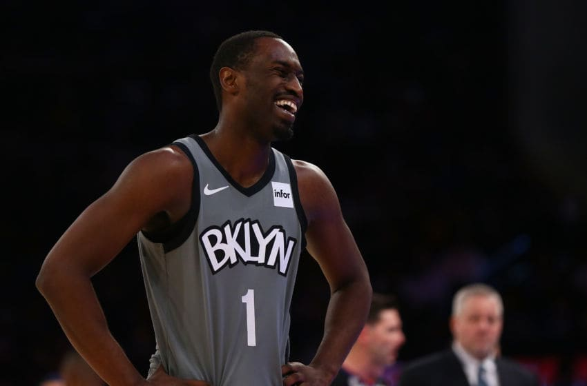 Theo Pinson #1 of the Brooklyn Nets (Photo by Mike Stobe/Getty Images)