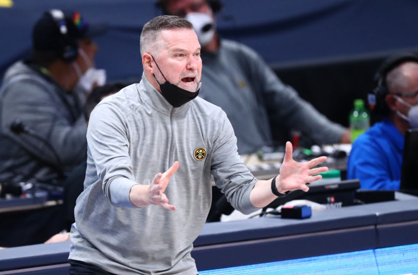 Denver Nuggets, Mike Malone (Photo by C. Morgan Engel/Getty Images)