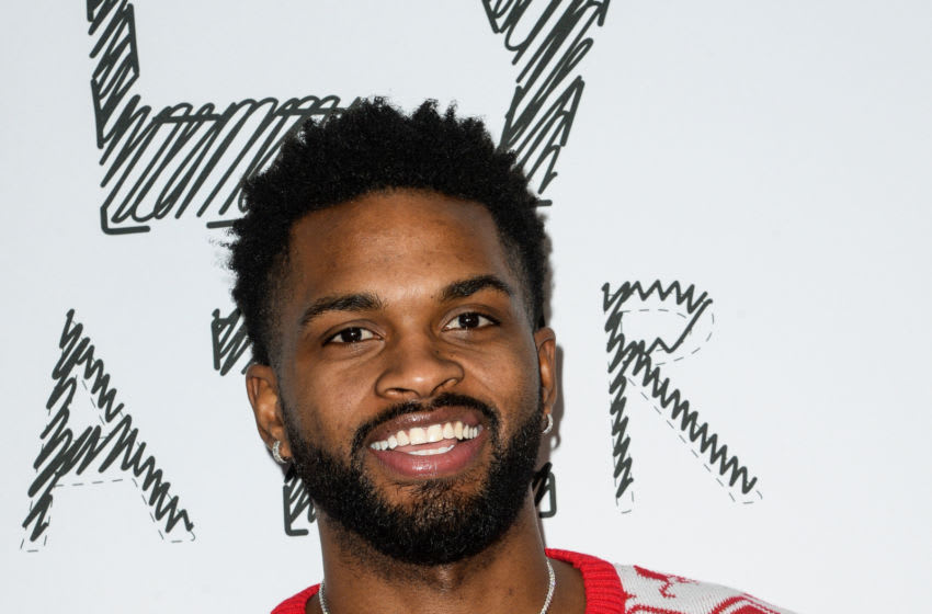 LOS ANGELES, CALIFORNIA - DECEMBER 07: NBA player Troy Daniels attends the 2nd Annual Juglife Ugly Sweater Holiday Party at Levi's Haus on December 07, 2019 in Los Angeles, California. (Photo by Ray Tamarra/Getty Images)