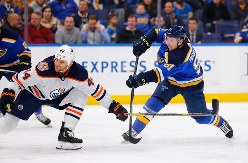 Vladimir Tarasenko #91, Edmonton Oilers (Photo by Dilip Vishwanat/Getty Images)