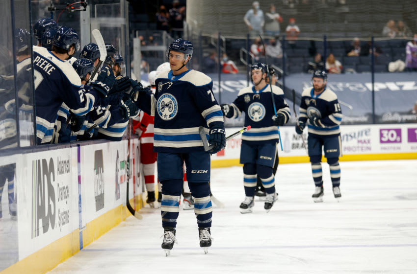 Columbus Blue Jackets (Photo by Kirk Irwin/Getty Images)