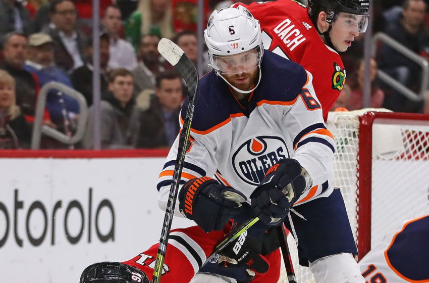Edmonton Oilers (Photo by Jonathan Daniel/Getty Images)