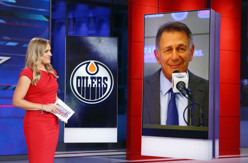 Edmonton Oilers (Photo by Mike Stobe/Getty Images)