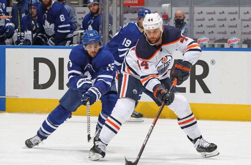 Edmonton Oilers, Zack Kassian #44 (Photo by Claus Andersen/Getty Images)