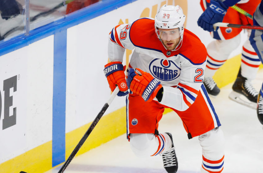 Edmonton Oilers. Mandatory Credit: Perry Nelson-USA TODAY Sports
