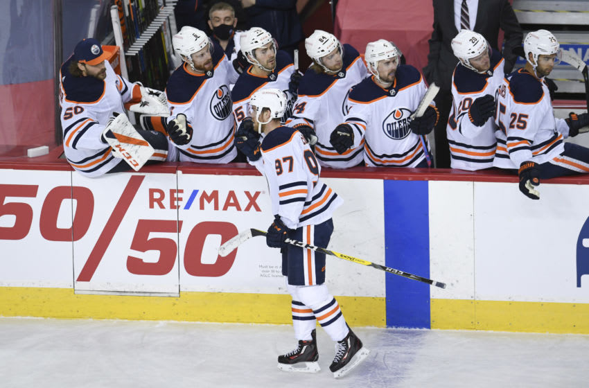 Edmonton Oilers (Mandatory Credit: Candice Ward-USA TODAY Sports)