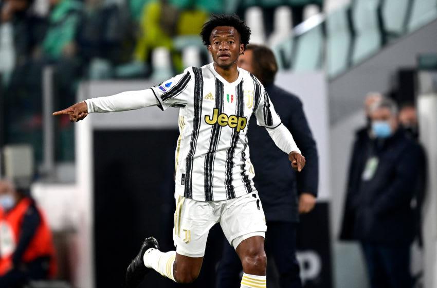 Juventus, Juan Cuadrado (Photo by Mattia Ozbot/Soccrates/Getty Images)