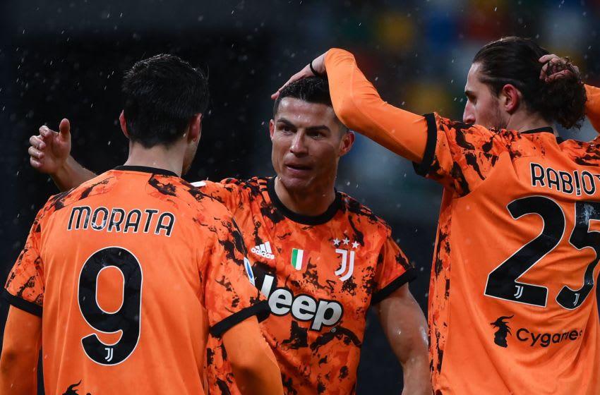 Juventus, Cristiano Ronaldo (Photo by MARCO BERTORELLO/AFP via Getty Images)